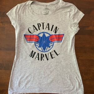 Captain marvel shirt